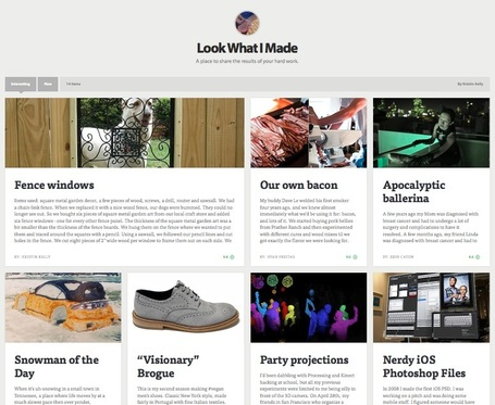 Clean and Elegant Web Publishing for Everyone with Medium | Mobile Websites vs Mobile Apps | Scoop.it