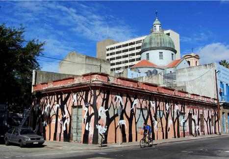 street art in uruguay montevideo | World of Street & Outdoor Arts | Scoop.it