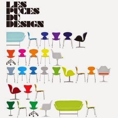 Les Puces du Design à Paris - Bercy village : 32ème édition du 28 au 31 mai 2015 | L'agenda Déco - architecture | Scoop.it