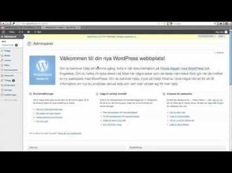 Webbstjärnans videoguider (version 2) | Folkbildning på nätet | Scoop.it