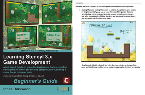 Learning Stencyl 3.x Game Development: Beginner's Guide - Emanuele Feronato | Everything about Flash | Scoop.it