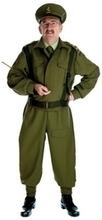 Mens 1940's Home Guard Military Uniform Fancy Dress Costume | Fancy Dress Ideas | Scoop.it
