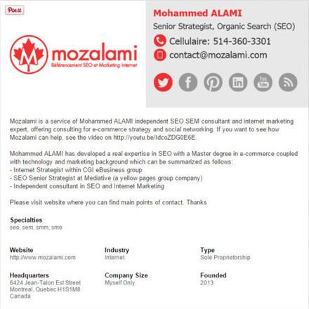 Social media optimisation techniques et conseils | Mozalami | Stratégie de Référencement naturel SEO | Scoop.it