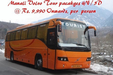 Manali Holidays | Manali Volvo Packages | Scoop.it