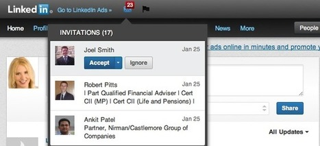 LinkedIn Marketing: Getting Results In 15 Minutes A Day - | Social Media Made Simple | Scoop.it