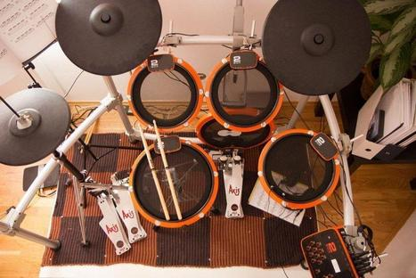 Re: showcase your kit! | DRUMS NEWS BY ZACK | Scoop.it