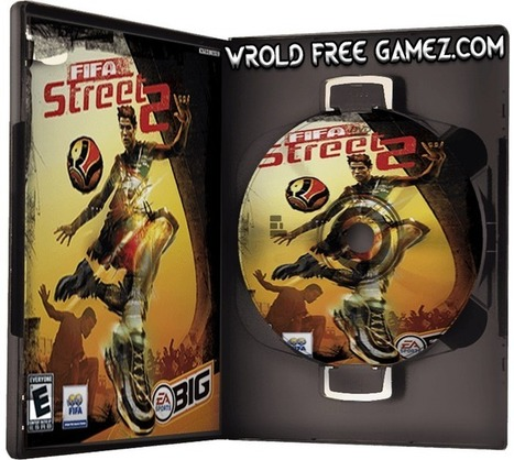 Fifa Street 2 Full Version PC Game Free Download - Ultimate Gaming Zone | GameJamTitans | Scoop.it
