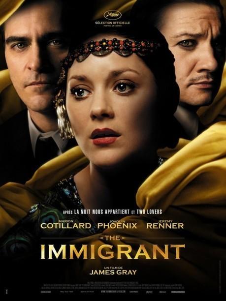 THE IMMIGRANT: curieuses affiches françaises pour le James Gray avec Marion Cotillard :: Actualité :: Cinéma :: FilmDeCulte   The immigrant   Scoop.it
