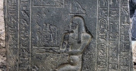 Luxor Times: Evidence of ancient Egyptian temple discovered in Heliopolis | Egiptología | Scoop.it
