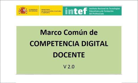 Competencia Digital Docente – Cultura Digital en la Escuela | eBook | Recull diari | Scoop.it