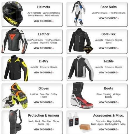Enjoy the Great Experience to Shop with Dainese Online Store | motorcycle helmets | Scoop.it