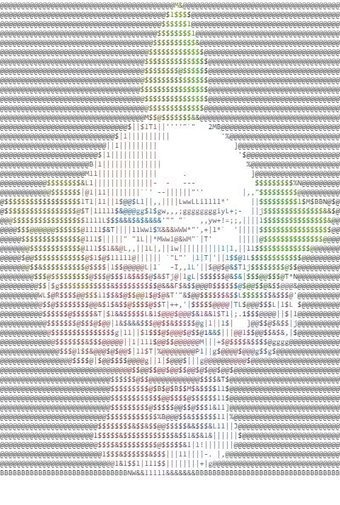 Tweet from @CyberNigma | ASCII Art | Scoop.it
