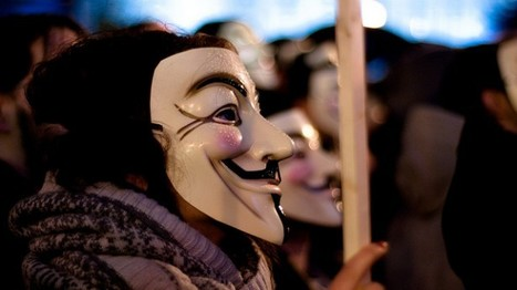 'Anonymous' vows to 'destroy' Fox News website on Nov. 5th | The Raw Story | Human Rights and the Will to be free | Scoop.it