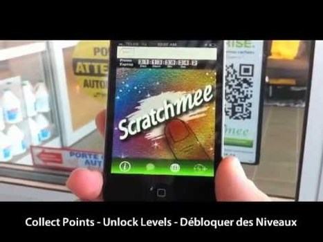 PromoMee : Le QRcode marketing à gratter | QRdressCode | Les QR codes, pour qui ? pour quoi faire ? | Scoop.it