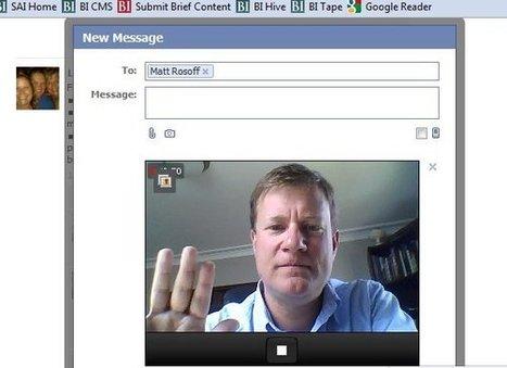 Facebook quietly dumped Skype | Social Media 101 | Scoop.it