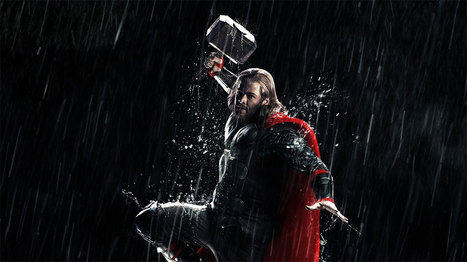 Thor irá passar a ser uma mulher na banda desenhada | Ultimas noticias Biovolts e arredores | Scoop.it