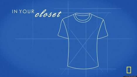 WATCH: The Water Footprint Of A T-Shirt | Water Stewardship | Scoop.it