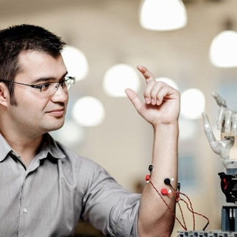 First mind-controlled, bone-mounted robotic arms to be implanted in 2013 | Nanotechnology, biomimetics and biological interface in the field of robotics. | Scoop.it