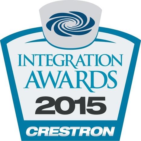 Crestron Integration Awards 2015 | APPSeCONNECT - FAQ (Detail About APPSeCONNECT) | Scoop.it