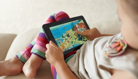 Amazon's Kindle Fire Curates The Cloud | Fast Company | Curation for Learning | Scoop.it