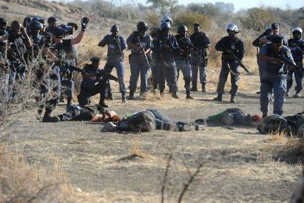 Afrique du Sud: plusieurs mineurs grévistes tués lors d'un assaut de la police | Shabba's news | Scoop.it