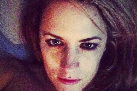 Caroline Flack posts sexy intimate bedroom selfie and looks super hot - Mirror.co.uk | indian feet | Scoop.it