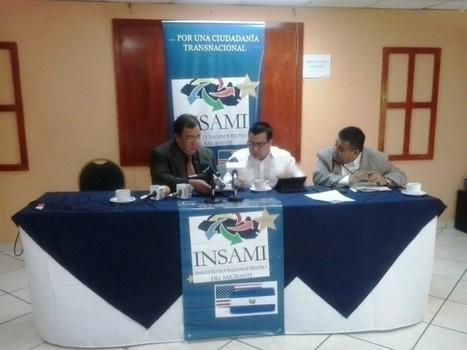 Salvadoreños en el exterior piden al nuevo gobierno ser incluidos en otros espacios políticos   Transparencia Activa   INSAMI migracion   Scoop.it