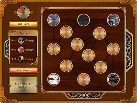 National Museum of Australia - The Museum Game | Digital age education | Scoop.it