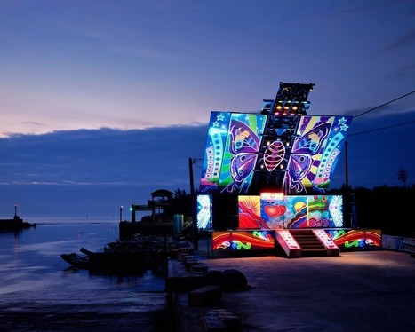 Shen Chao-Liang - STAGE: Taiwanese Transformer Trucks   LensCulture   Idea Inspired Photography Projects   Scoop.it