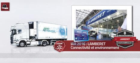 IAA 2016 LAMBERET - truck Editions | Truckeditions | Scoop.it