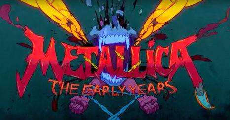 Spotify sort sa première série documentaire et elle est dédiée à Metallica | Paper Rock | Scoop.it