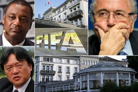 Recap - Fifa officials arrested in Zurich as part of corruption and bribery probe | Sport Ethics-Éthique sportive | Scoop.it