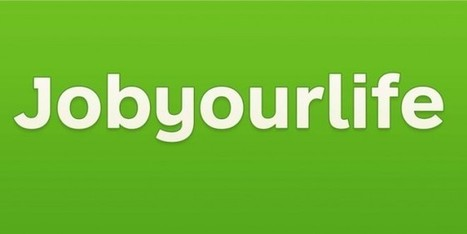 Jobyourlife, la ricerca del lavoro si fa social e geolocalizzata | Learning App | Scoop.it