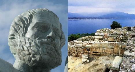 Des archéologues affirment avoir retrouvé la tombe d'Aristote dans l'ancienne ville de Stagire | Aux origines | Scoop.it