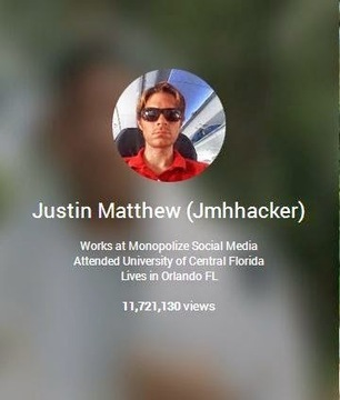 World Of Social Media: Google+ Shows Total View Count Of Your Profile and Content | World Of Social Media By Justin Matthew | Scoop.it