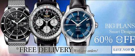 AAA+ Replica Watches, Fake Replica Watches UK, Swiss Replica Watches Online Store   replica watches for sale   Scoop.it