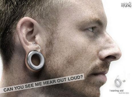 designaffairs STUDIO » Blog Archive » hearing aid | designdrool | Scoop.it