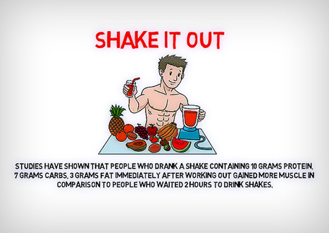 Shake it Out | Quotes Abouth Health | Scoop.it