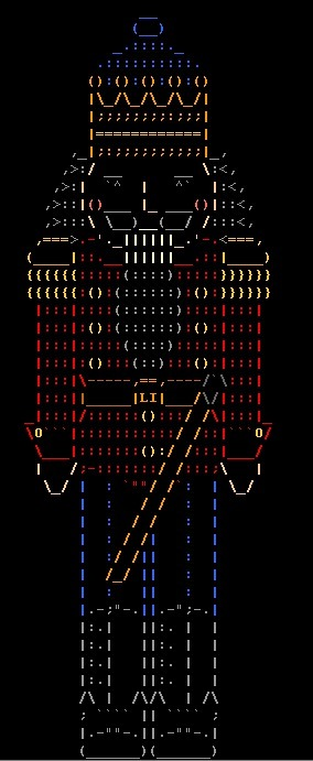 Favourite ASCII art :: dornyika | ASCII Art | Scoop.it