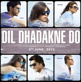 Dil dhadakne do full movie 2015 watch online | hollywood Movies | Scoop.it