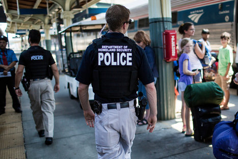 T.S.A. Expands Duties Beyond Airport Security | Daily Crew | Scoop.it