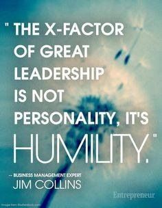 Humility is at the Heart of Leadership | Conscious Leadership | Scoop.it