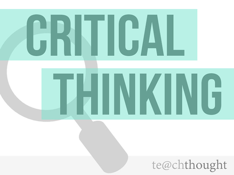 Critical Thinking Takes Courage | Pedagogy and Research Theory | Scoop.it