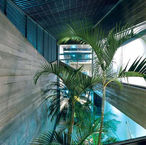 Slice House by Procter-Rihl Architects | Rendons visibles l'architecture et les architectes | Scoop.it