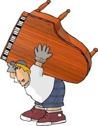 Tips to Pack and Relocate Musical Instruments | MovinOn LLC | Scoop.it