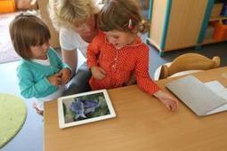 Gratis iPads op eerste schooldag van kleutertjes d'Oefenschool | bachelorproef-Ipad-Jennifer | Scoop.it