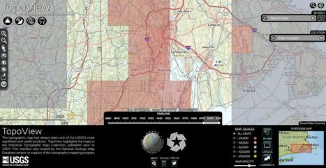 Topographic Maps | AP HUMAN GEOGRAPHY DIGITAL  STUDY: MIKE BUSARELLO | Scoop.it