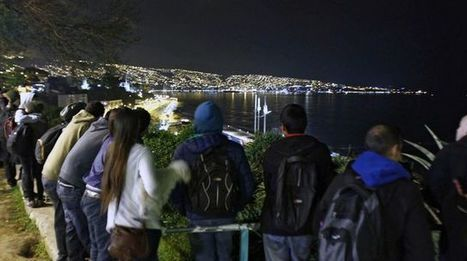 Séisme au Chili: 5 morts, un million de déplacés, l'alerte au tsunami déclenchée | Risques et Catastrophes naturelles dans le monde | Scoop.it