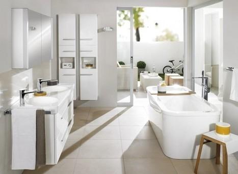 Quelle salle de bain en 2014 ?   Prix moyens, conseils et devis salle de bain   Scoop.it