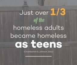 Ask the Hub - How many homeless adults were homeless while growing up?   The Homeless Hub   Homeless Issues: Humane Exposures   Scoop.it